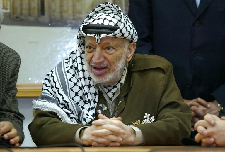 Тело Ясира Арафата эксгумируют во вторник