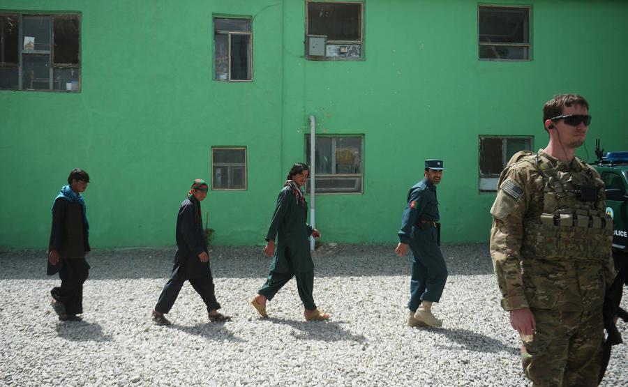 На американских базах в Афганистане заключённым, возможно, отрезали ноги