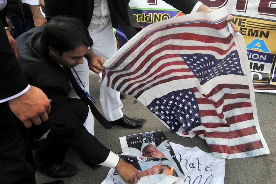 СМИ: недоверие между США и Пакистаном растёт с каждым годом