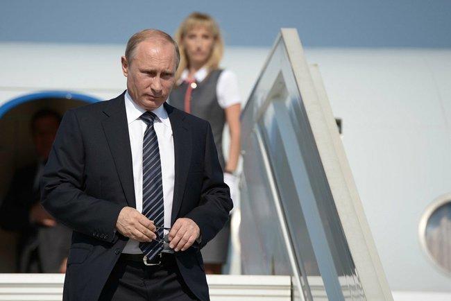 Владимир Путин может встретиться с Петром Порошенко в Минске