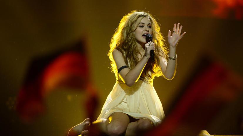 На «Евровидении-2013» победила певица из Дании