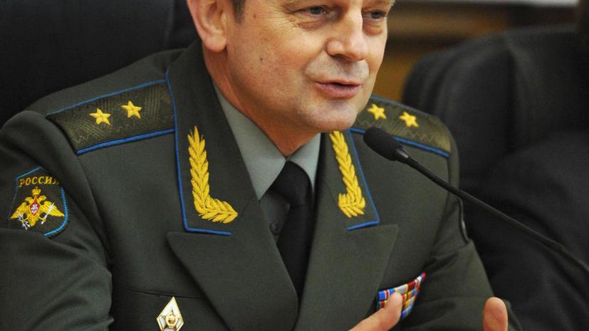 Замминистра обороны подал в отставку, чтобы возглавить Роскосмос