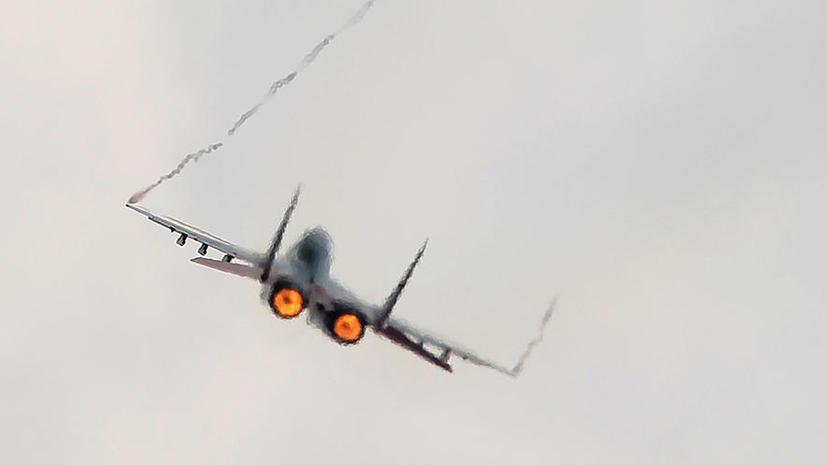 Генерал ВВС предстанет перед судом за разбитый истребитель