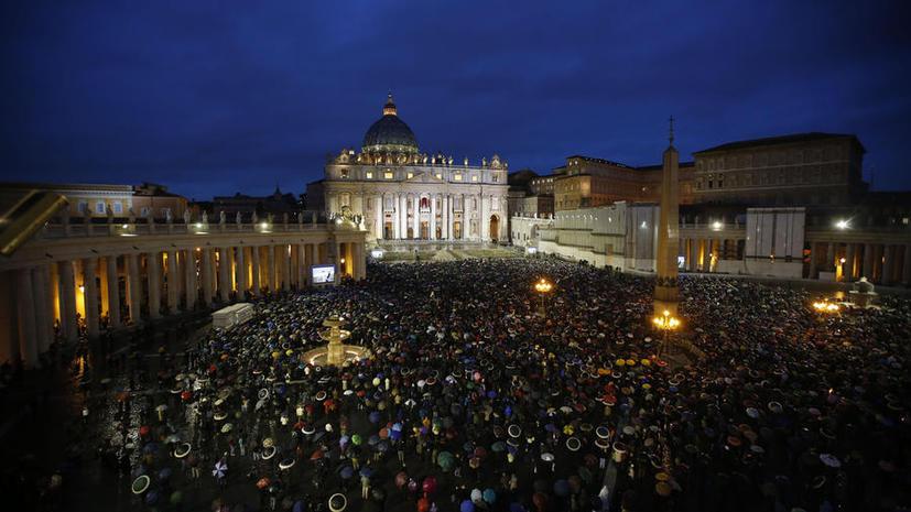 Новый Папа: как проходит церемония вступления в должность