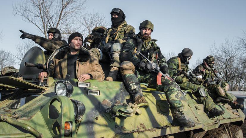 СМИ: Французы примкнули к ополченцам Донбасса в битве за истинные ценности