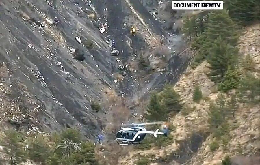 Вице-президент Lufthansa в Европе: Основная версия авиакатастрофы Airbus A320 — несчастный случай