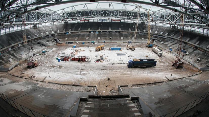 Москва потратит 2 млрд рублей на строительство футбольных полей