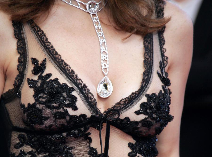 На Каннском фестивале у представителя ювелирного дома Chopard украли драгоценности на $1 млн