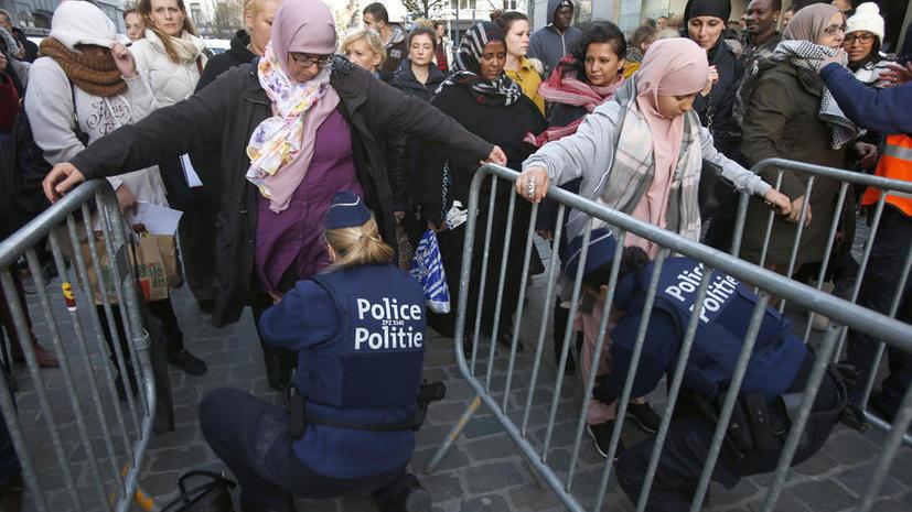 Мы увидели новый Брюссель: от столицы ЕС до европейского центра джихадизма