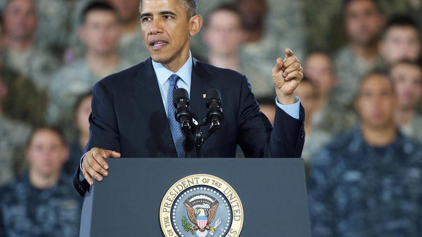 Белый дом: Барак Обама намерен подписать закон о новых санкциях против России до конца недели