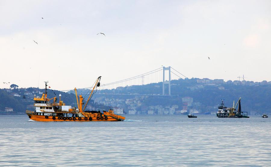 В Стамбуле начнёт работу «турецкий Ла-Манш»