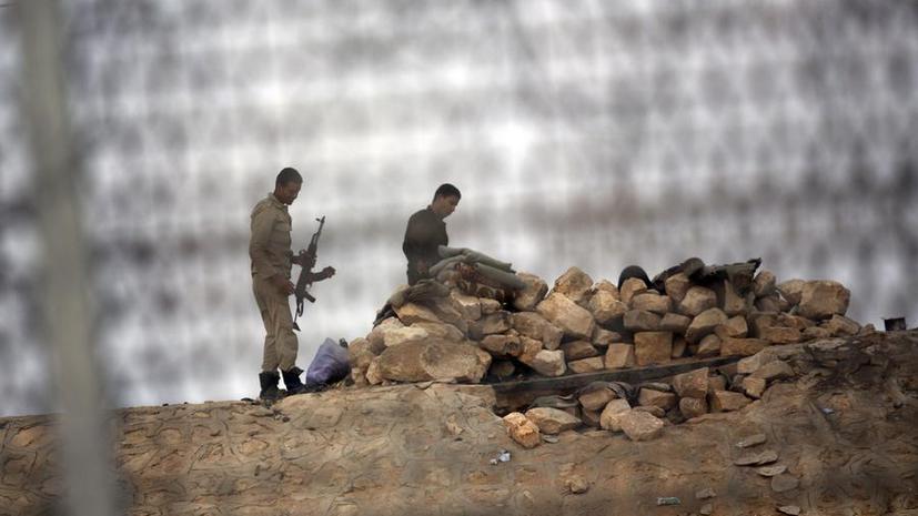 Спецоперация на Синае: египетские военные взяли в плен свыше 200 боевиков