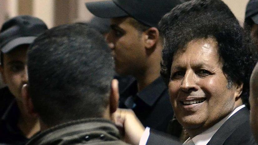 Суд Египта запретил экстрадицию брата Каддафи в Ливию