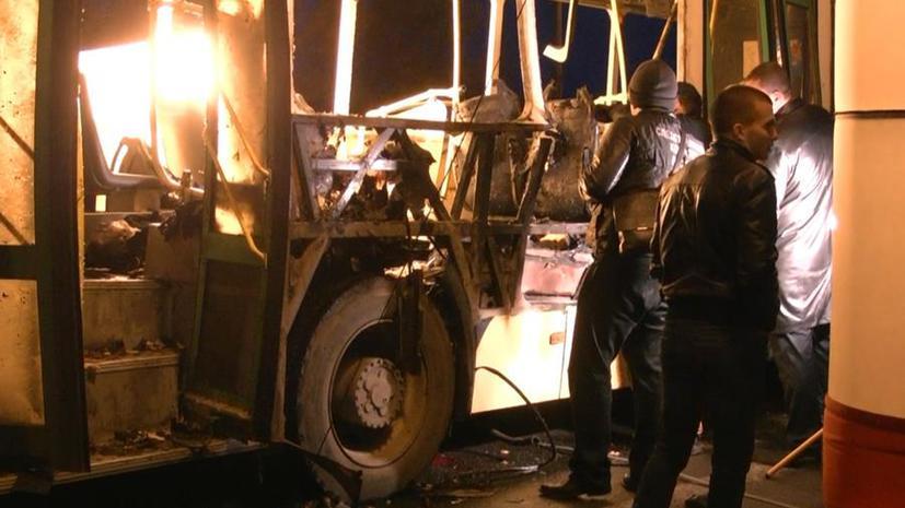 СМИ: Взрыв в Волгограде мог быть организован с территории Саудовской Аравии