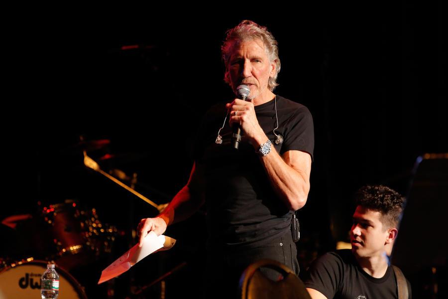 Лидер Pink Floyd Роджер Уотерс сравнил Израиль с фашистской Германией