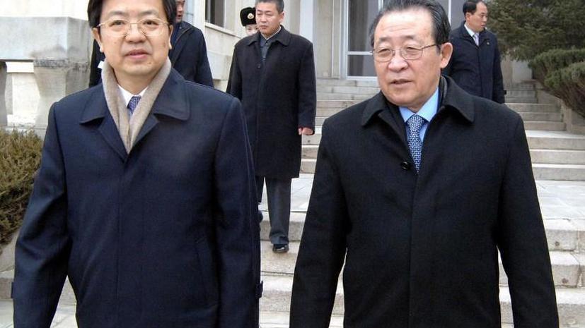 Северная Корея заявила о готовности начать переговоры по ядерной проблеме