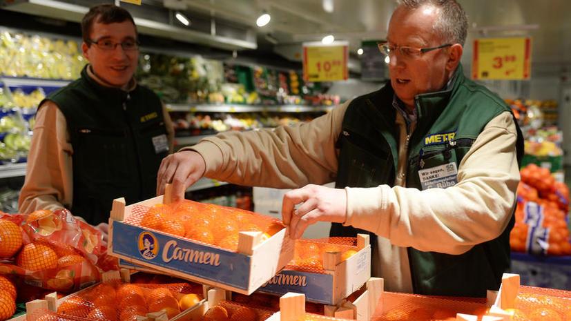 Немецкие СМИ: Германия надеется на ослабление российского эмбарго на сельхозпродукты