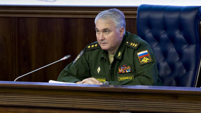Генштаб: ВКС РФ за время операции в Сирии уничтожили 819 объектов террористов