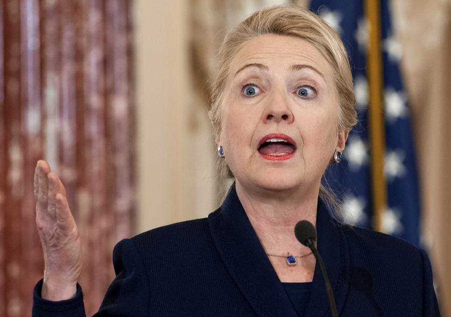 Клинтон: США не допустят возрождения СССР
