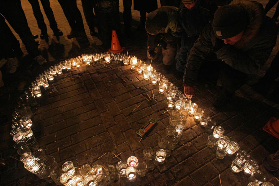 «Час Земли» сэкономил Москве 26 тысяч рублей