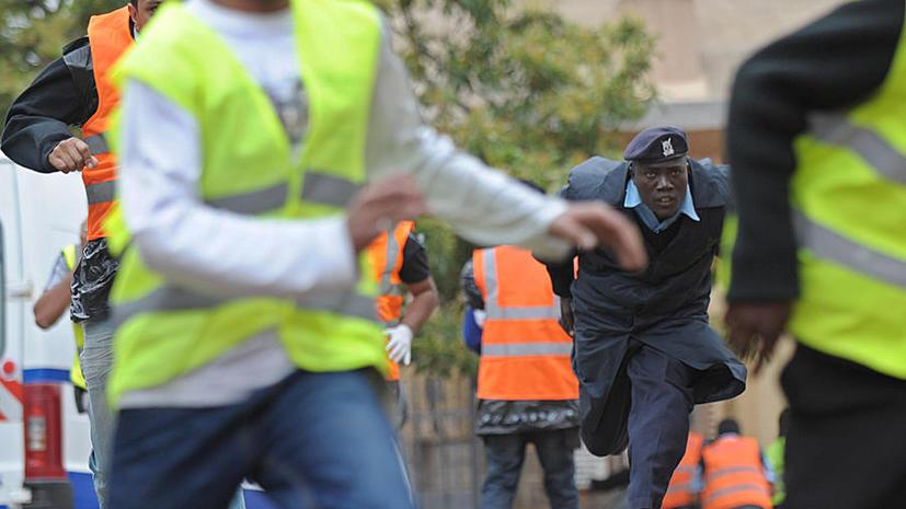 Гражданин Нидерландов арестован по подозрению в причастности к теракту в Кении