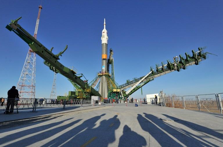 Россиянин и американец приступили к тренировкам перед рекордным полетом в космос