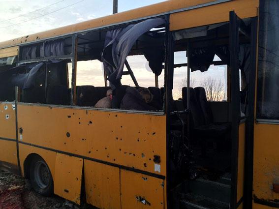 «Киберберкут»: Теракт с автобусом в Волновахе устроили украинские спецслужбы