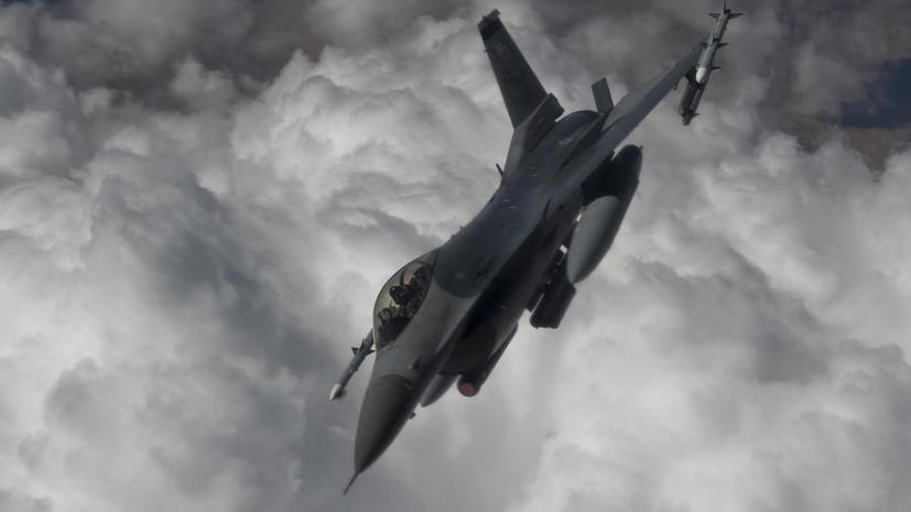 США оставят ракетные комплексы Patriot и истребители F-16 в Иордании после окончания совместных учений