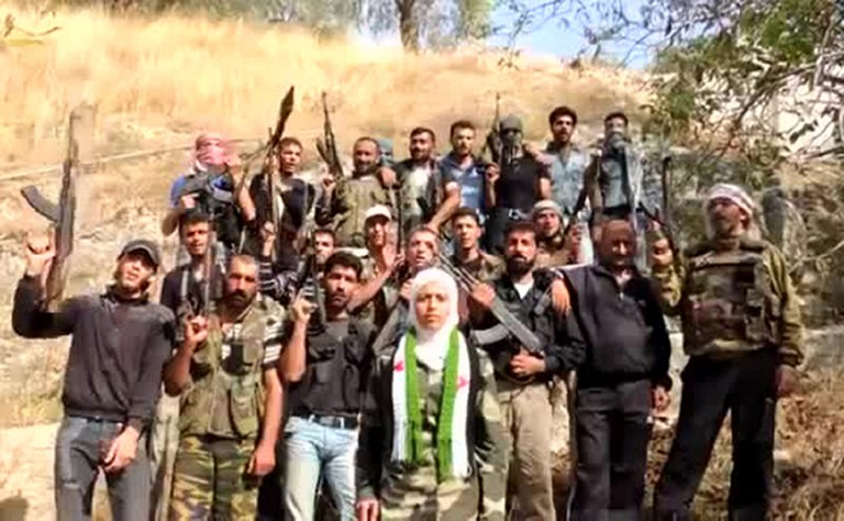 США опровергли сообщения о тайных поставках оружия в Сирию