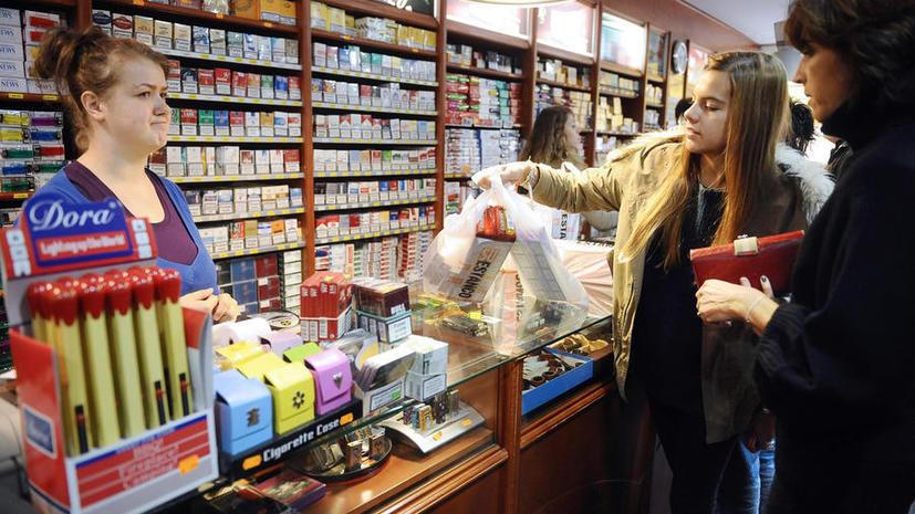 В Нью-Йорке доступ к сигаретам разрешат только с 21 года