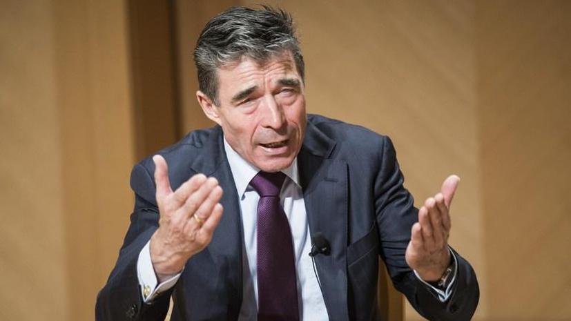 НАТО приостановит практическое сотрудничество с Россией