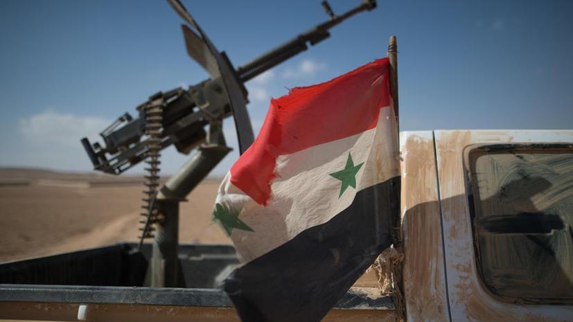 Оппозиция Сирии: Инициатива РФ и США даёт, возможно, последний шанс остановить кровопролитие в САР