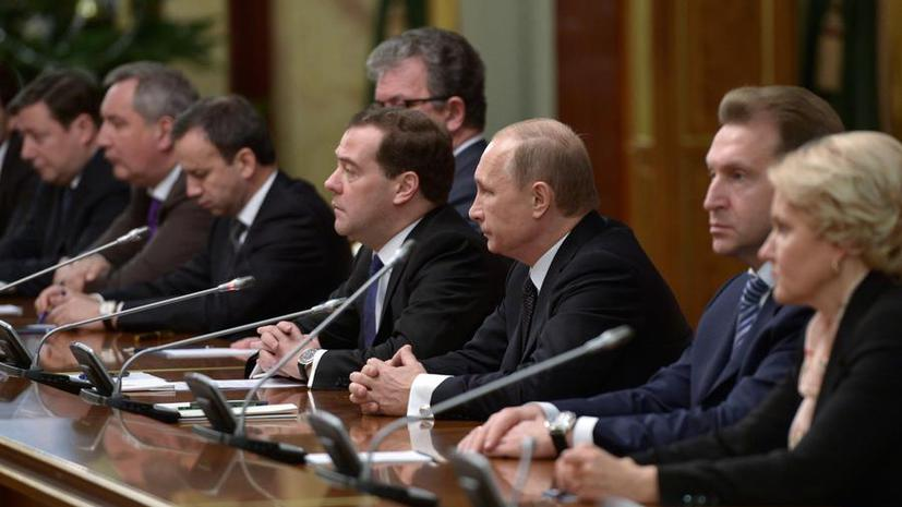 СМИ: Пока простые россияне отдыхают, министры будут работать