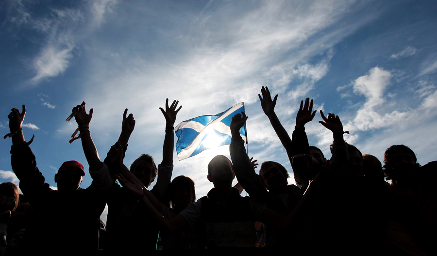 Палата общин разрешила Шотландии провести референдум о независимости