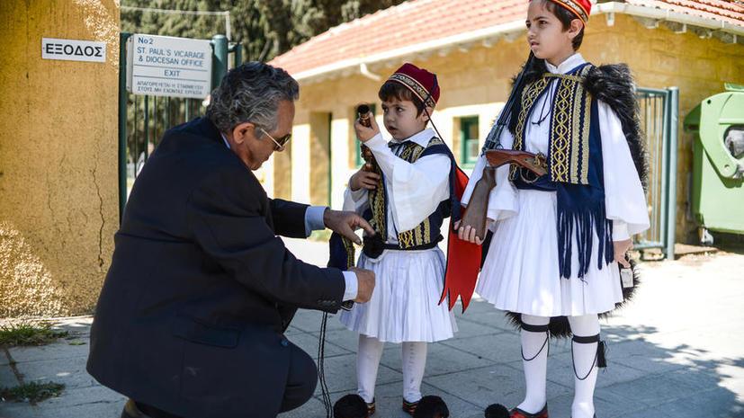 Греки пообещали резать мусульман, как ягнят, если те не уедут из страны