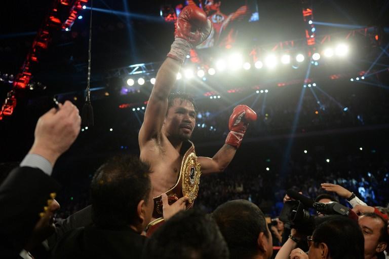 Триумф филиппинской легенды бокса: Мэнни Пакьяо вернул себе титул сильнейшего после двух поражений