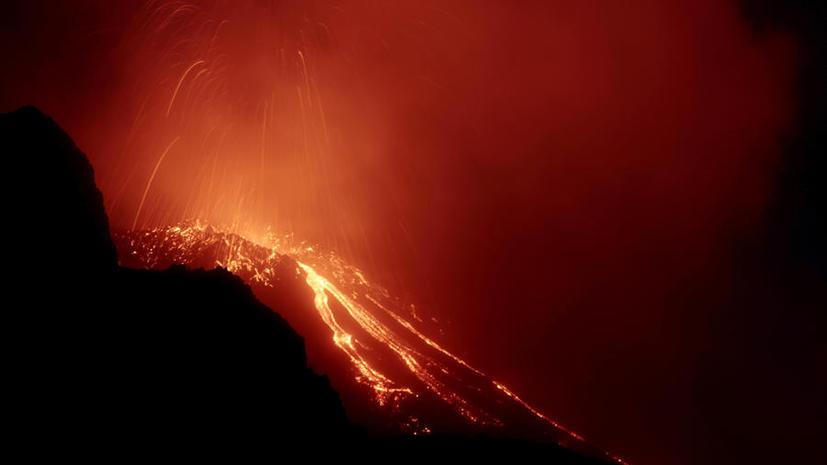 NASA отправило военные дроны на изучение вулканов