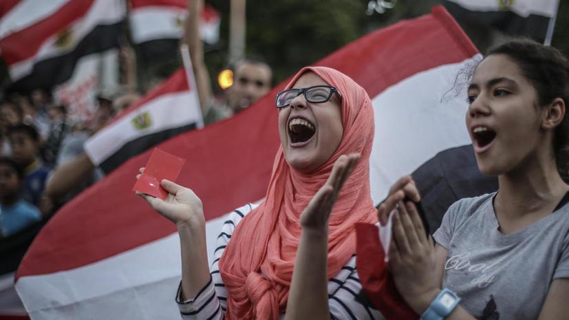 Египетская армия сместила Мухаммеда Мурси и приостановила действие Конституции