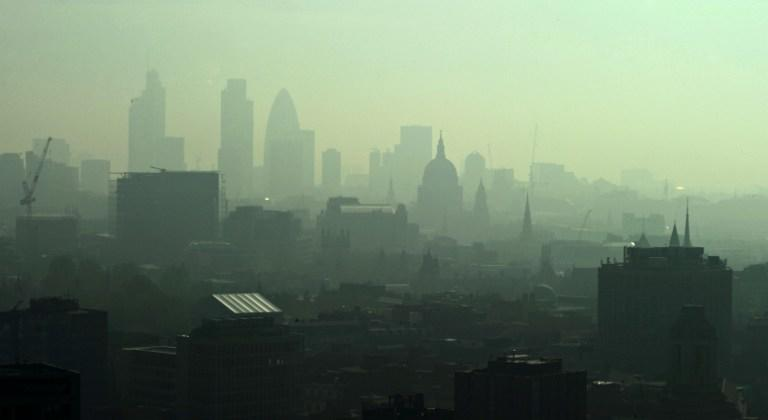 Дэвид Кэмерон недооценил степень загрязнения воздуха в Лондоне