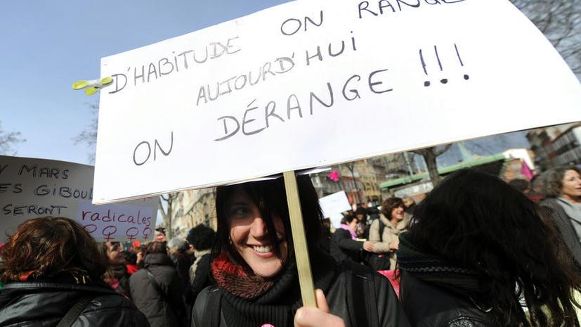 Шокирующие факты: почему международный женский день всё ещё важен
