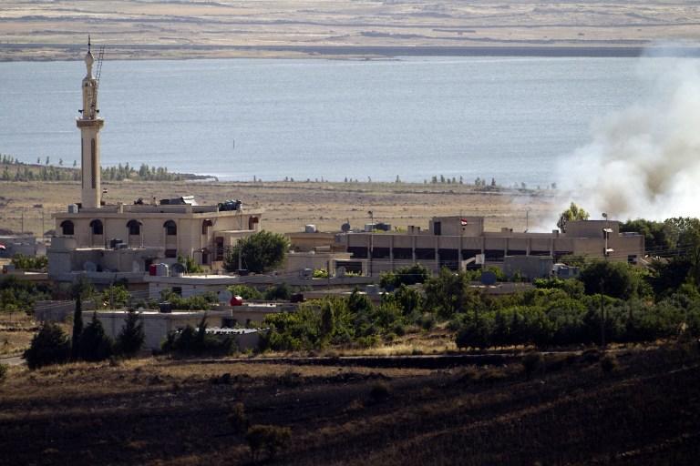Представитель России при ООН: Решение об отправке миротворцев на Голанские высоты должно зависеть от Сирии и Израиля