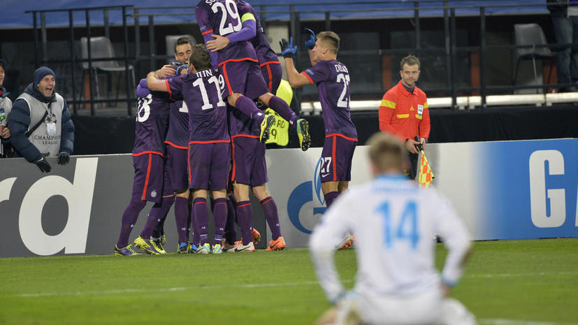 Венские чудеса: «Зенит» крупно проигрывает «Аустрии», но выходит в число 16 сильнейших команд Лиги чемпионов