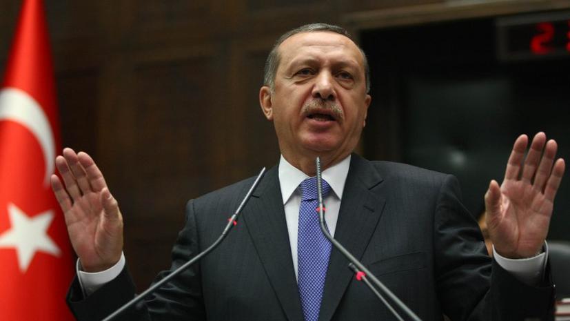 Путин обсудит с Эрдоганом сирийский вопрос