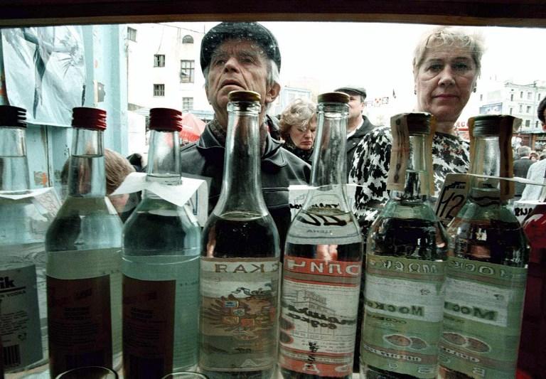 Суд Казахстана приговорил пьяницу к высылке в Россию