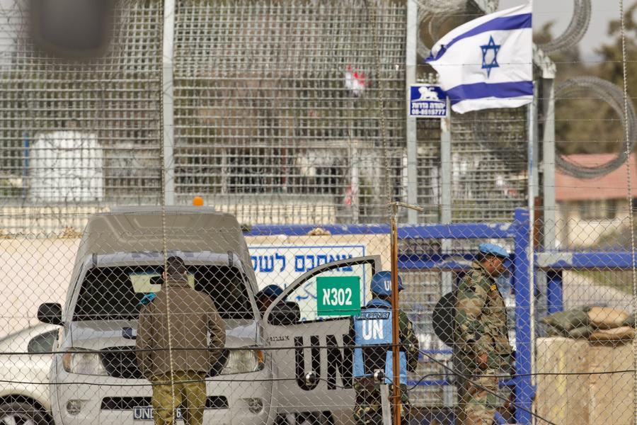 Израиль и Сирия вторые сутки обстреливают друг друга