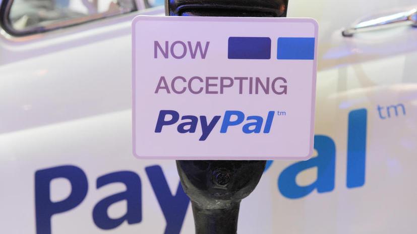PayPal начинает работать с российской валютой