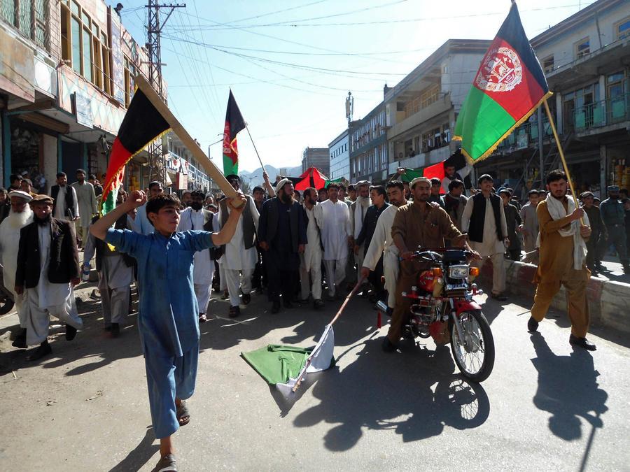 Взрыв на предвыборном митинге в Пакистане: 15 человек погибли