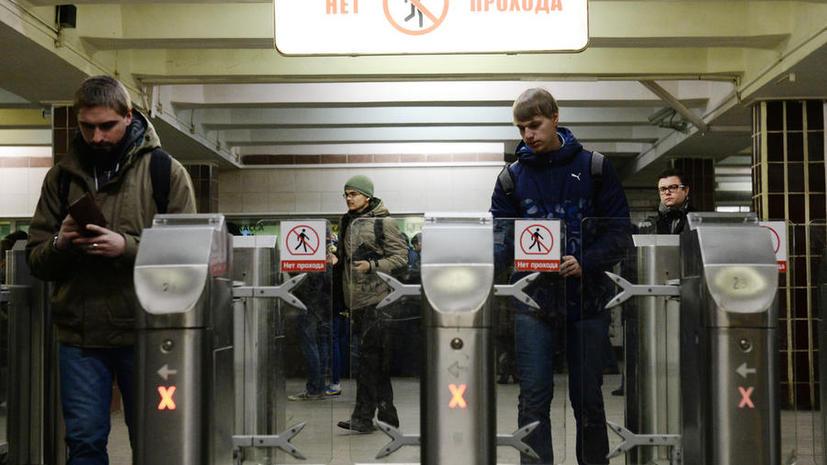 СМИ: Входы на станции московской подземки переделают по проектам итальянских дизайнеров