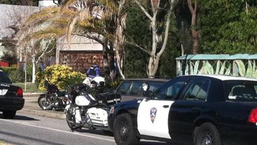 Новая стрельба в США: убиты двое полицейских