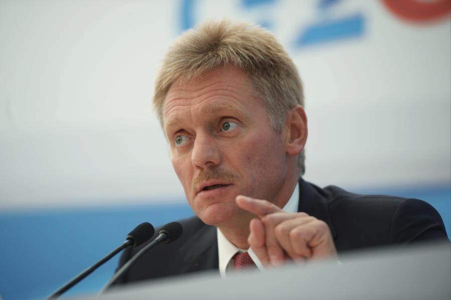 Дмитрий Песков: Приняты все меры для защиты сайта Кремля от хакерской атаки